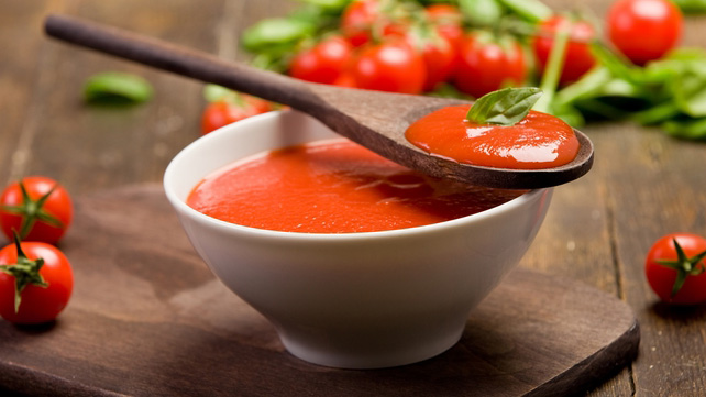 Simply Sublime Tomato Sauce