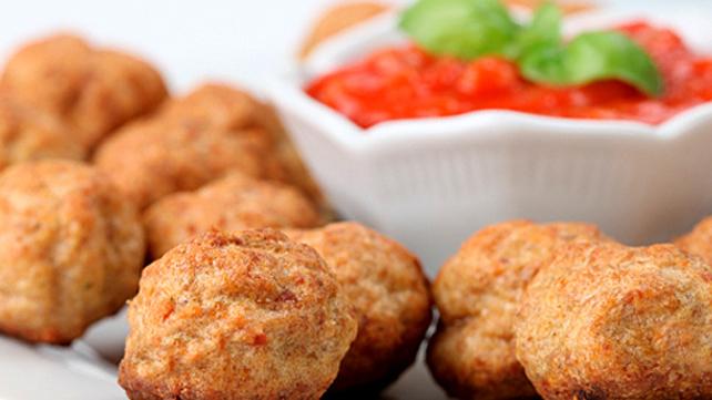 Fat Meatball Low-fat Meatballs