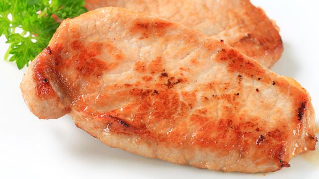 Pan-Seared Pork Tenderloin