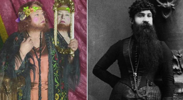 American Horror Story Freak Show Bearded Lady