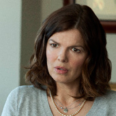 Jeanne Tripplehorn, actress in the new lifetime movie