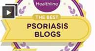 The Best Psoriasis Blogs Logo