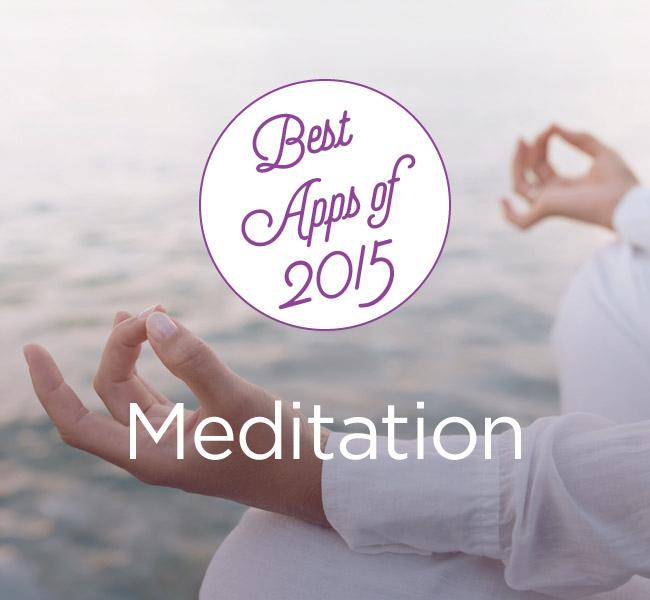 best meditation apps of 2015