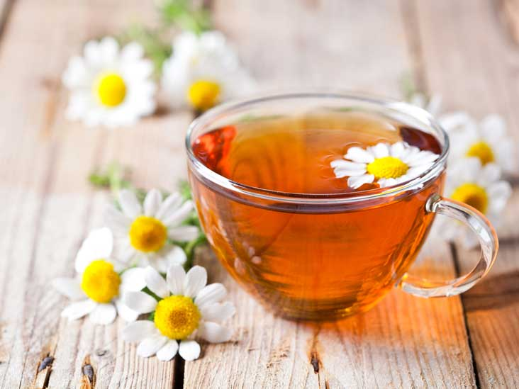5 Ways Chamomile Tea Benefits Your Health
