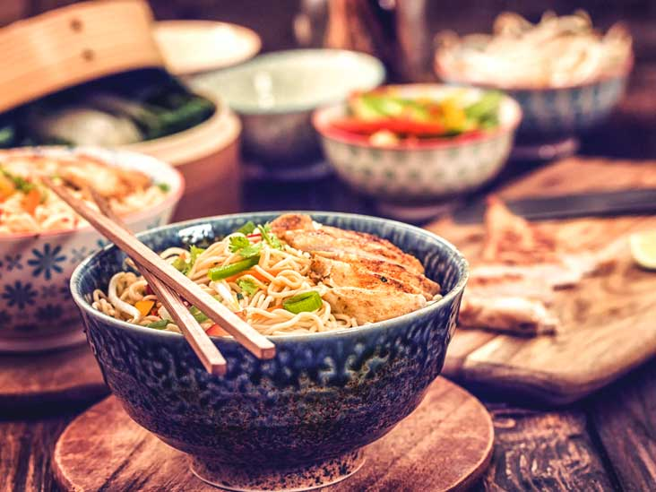 Chinese Restaurant Syndrome: Symptoms, Treatment, and More
