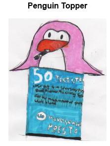 penguin-topper