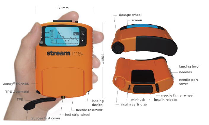 streamline-diabetes-device