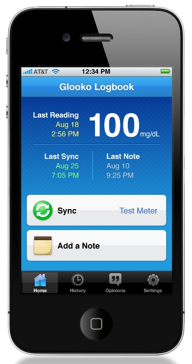 Reviewing the Glooko: iPhone logging integration technology