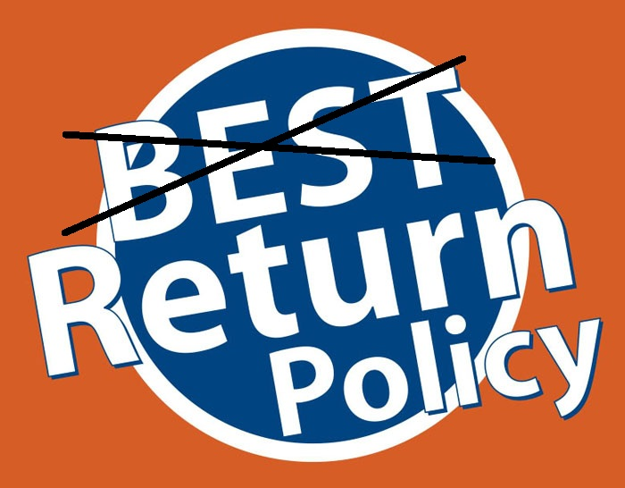 Best Buy offers an extended holiday return policy. Best Buy also offers further extended returns under its special membership programs. Return policies can be the gift that keeps on giving, especially if the original one wasn't.