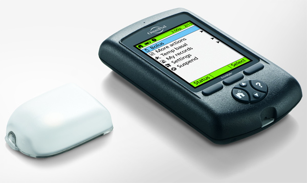 OmniPod with PDM