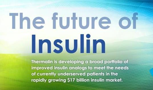 Thermalin Insulin