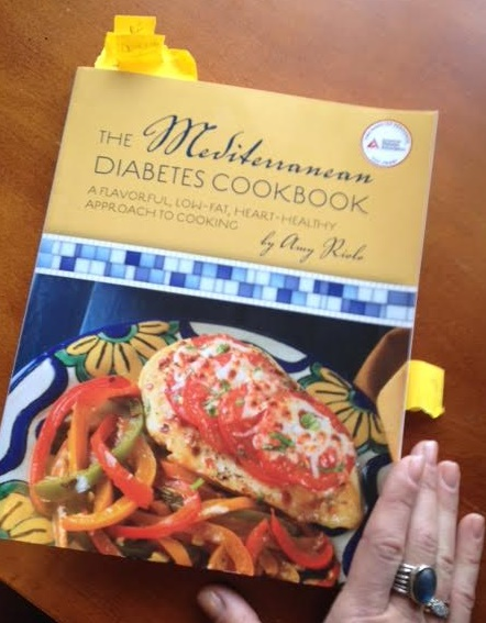 Mediterranean Diabetes Cookbook