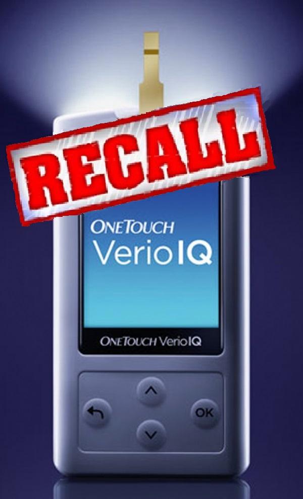 VerioIQ Recall