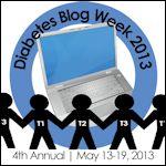 D-Blog Week Logo Box