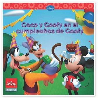 Disney Book in Spanish