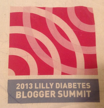 Lilly D-Blogger Summit Logo