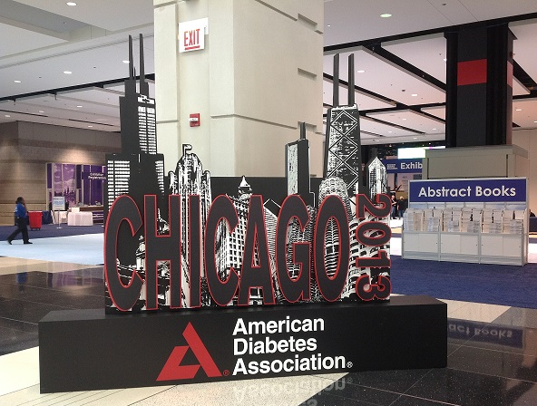ADA 2013 Chicago Sign