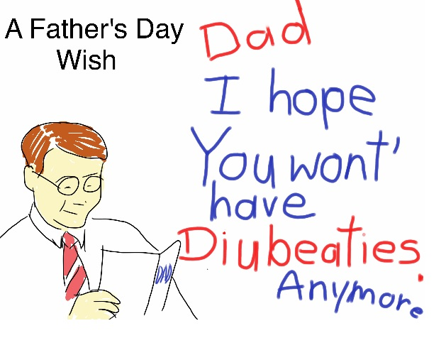 Father's Day 2013 D-Cartoon