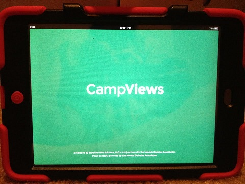 EMR iPad CampViews