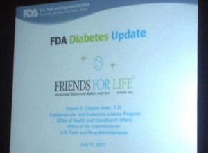 FDA at FFL
