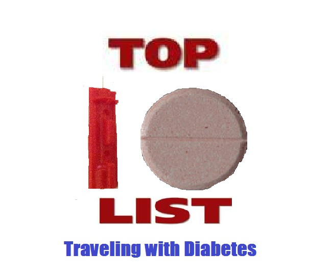 Traveling with D Top 10