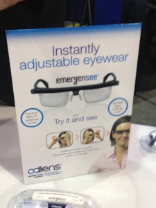 Emergensee Glasses
