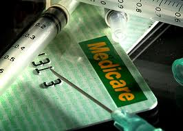 Medicare and Syringes