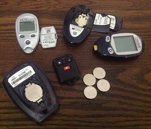 Meter Batteries