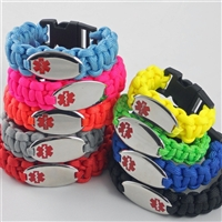 ChicAlertMedID kids bracelets