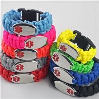 ChicAlertMedID kids bracelets