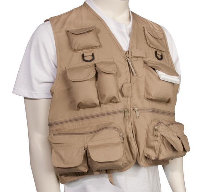 Photo Vest