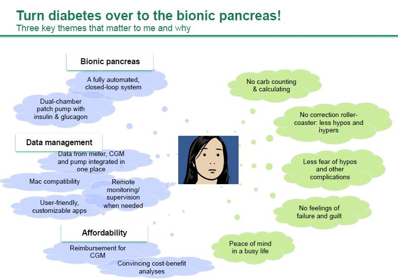 Bionic Pancreas view by ePatient