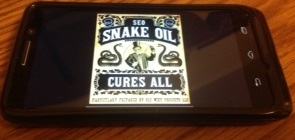 Snake Oil on Android