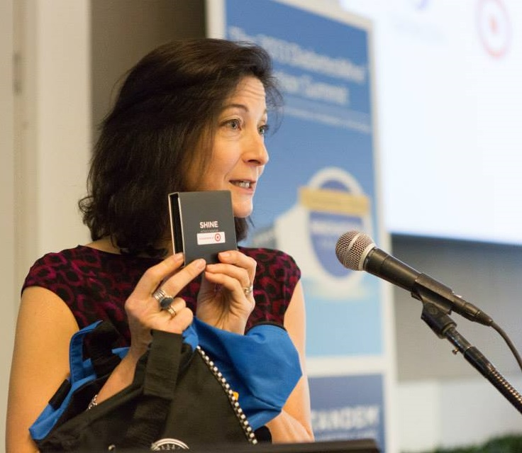 Amy at DiabetesMine Summit