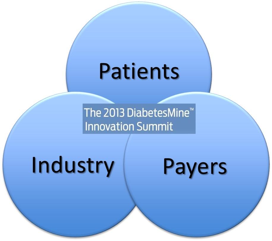 DiabetesMine - common ground