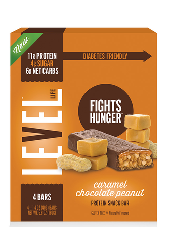 Level protein bars