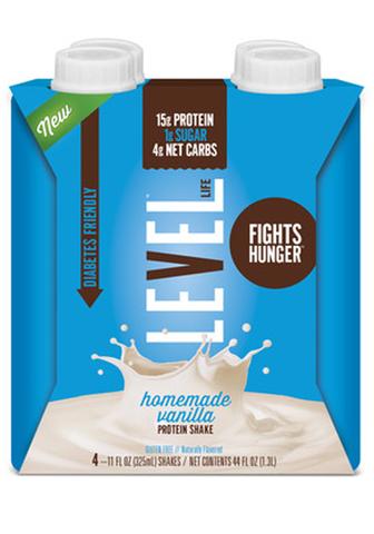 Level protein shakes