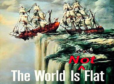 TheWorldIsNotFlat