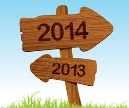 Looking Back and Forward to 2014