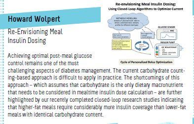 Wolpert Insulin Dosing