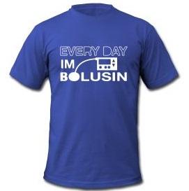 Bolusing-Tshirt