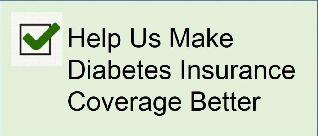 Help Us - Diabetes Insurance