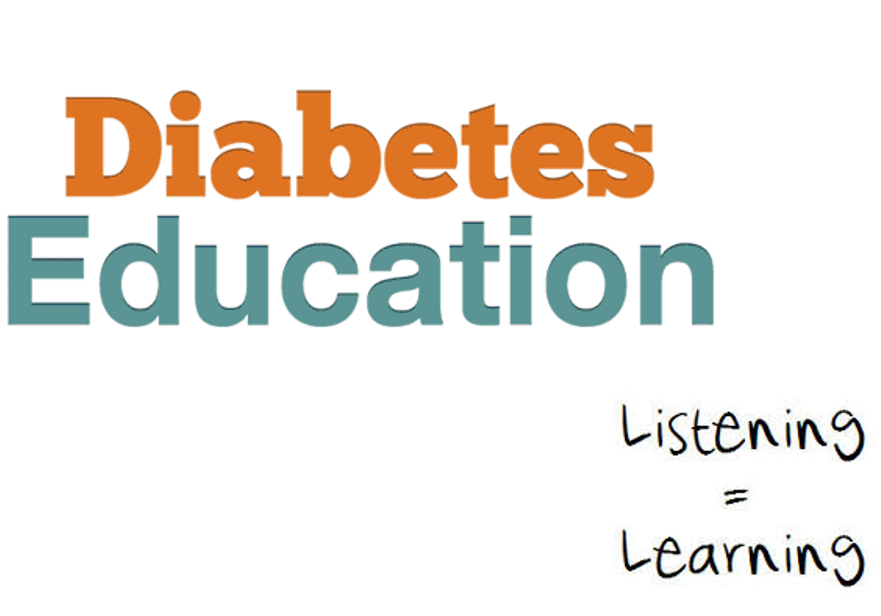 diabetes education listening
