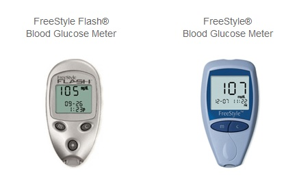 FreeStyle Meters Recalled