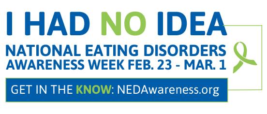 NEDA Week Logo 2014