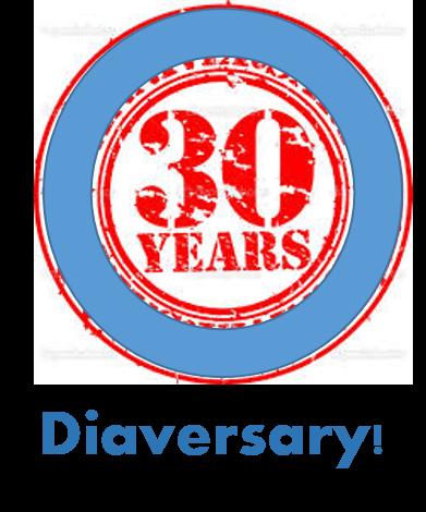 30 year diaversary