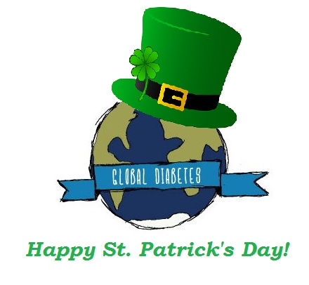 Global Diabetes - Happy St. Patrick's Day