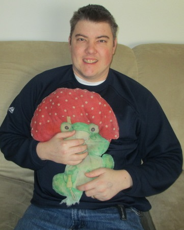 Me and Froggy 2014