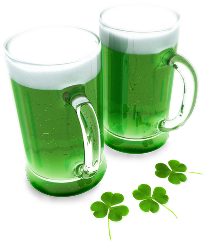 St Patricks Day beers