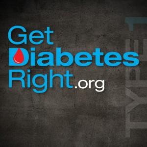 Get Diabetes Right Logo